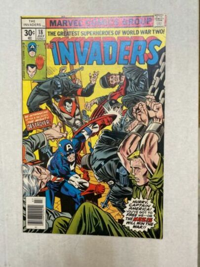comic books Collection Image