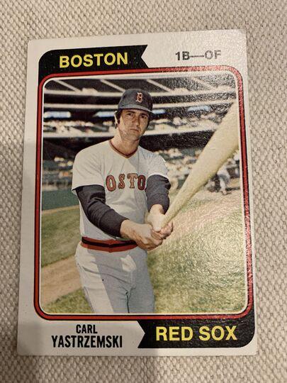1974 topps baseball card 280