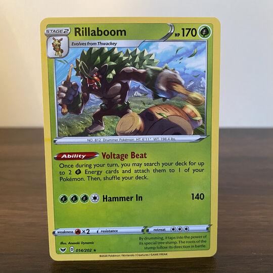 Rillaboom 014/202
