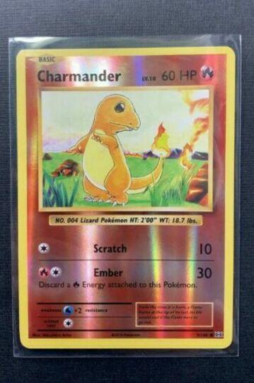 charmander 9/108