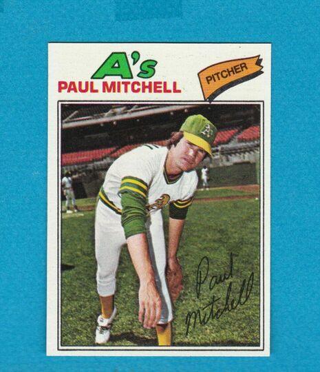 Paul Mitchell #53