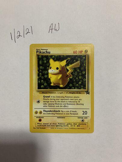 Pikachu ivy promo