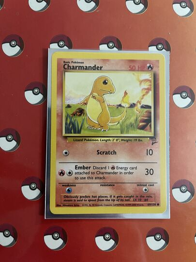 charmander 69/130