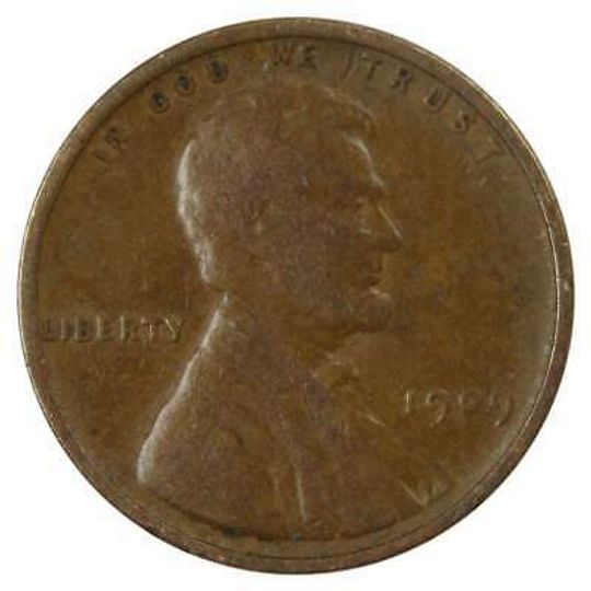 Lincoln Penny Collection Image