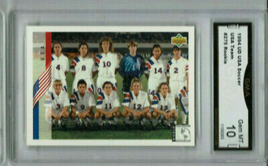 1994 upper deck usa soccer 275