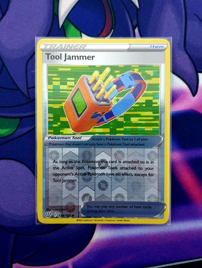Tool Jammer (136/163) Reverse Holo