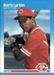1987 Fleer Barry Larkin #204 Rookie