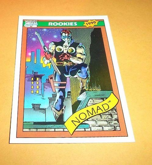 1990 marvel nomad