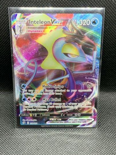 inteleon vmax 50/192
