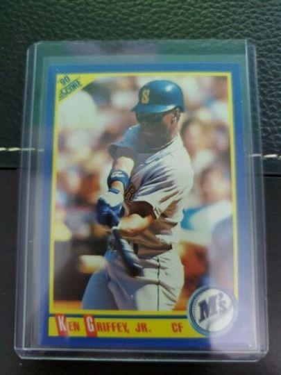 1990 Score Ken Griffey Jr #560