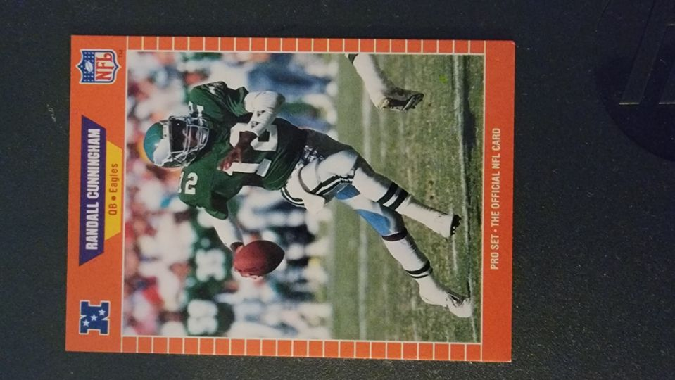 Football Cards Collection Image