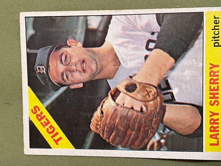 1966 Topps Base Collection Image