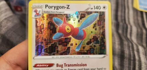 Pokemon Chilling Reign Porygon-Z Holo Rare 118/198 - Image 4