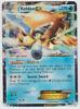Keldeo EX BW61 Black Star Promo Pokemon Card Holo Rare Full Art Black & White