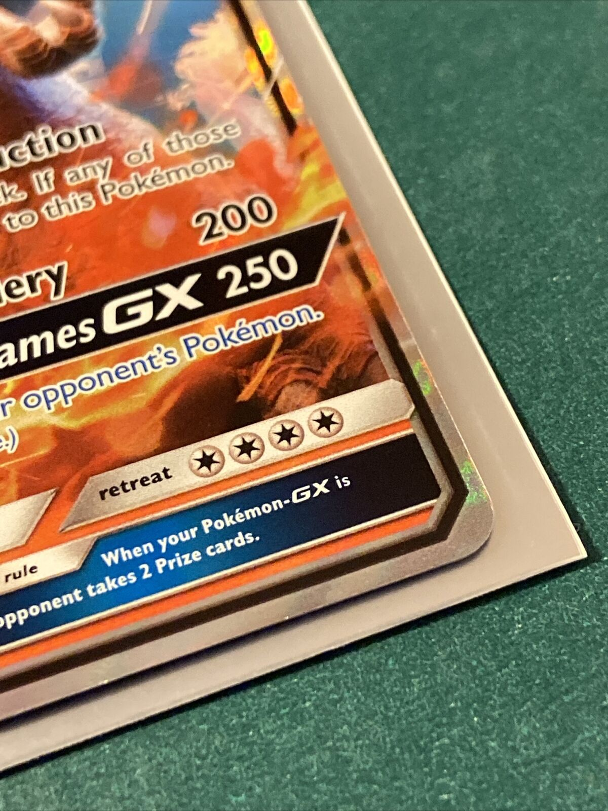 Charizard GX - SM195 Promo - NM/Mint POKEMON Sun and Moon TCG - Image 6