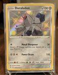 Shiny Duraludon SV092/SV122 Holo Rare Pokémon Shining Fates Shiny Vault - NM/M