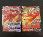 Blaziken VMAX 021/198 and V 020/198 - Chilling Reign - Pokemon NM