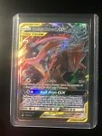 Greninja & Zoroark GX 107/214 Unbroken Bonds NM Ultra Rare Full Art Pokemon Card