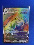 Metagross VMAX Chilling Reign 208/198 Rainbow Secret Rare Pokémon Card
