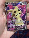 Pokémon Mimikyu V 148/163 | Battle Styles Full Art Ultra Rare Holo NM TCG