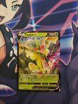 Flapple V 018/163 Ultra Rare Battle Styles Pokemon Card NM/M!