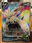 Stoutland V 157/163 Pokemon TCG Battle Styles Full Art Ultra Rare Near Mint NM