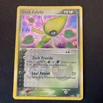 Pokémon - Ex Hidden Legends - Dark Celebi Reverse Holo 4/101