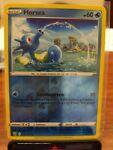 Pokemon - Horsea - Battle Styles - 031/163 - Reverse Holo - NM