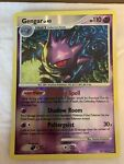 GENGAR REVERSE HOLO 18/100 RARE STORMFRONT NEAR MINT Pokemon Card