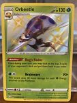 Orbeetle SV009/SV122 Shiny Holo Rare - Pokemon TCG Shining Fates - Mint/NM Fresh