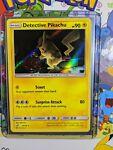 Detective Pikachu 10/18 - Detective Pikachu Promo - Holo Rare Bent Pokemon Card