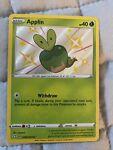 Applin SV012/SV122 Pokémon TCG Shining Fates Shiny Vault Near Mint