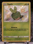 Pokémon TCG Applin Shining Fates SV012/SV122 Holo Shiny Holo Rare