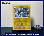 Luxray 033/072 REVERSE HOLO Pokémon Card - Pokemon TCG Shining Fates - MINT PSA