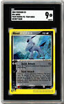 Pokemon Card #96 Absol Holo SGC 9 EX Team Magma vs Team Aqua 96/95 Secret Rare