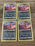 x4 Pokemon - Houndoom - 096/163 - Reverse Holo Rare - Battle Styles - NM/M