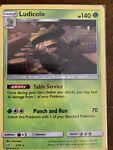 Pokemon Card - Detective Pikachu - 2/18 Ludicolo Rare Holo - NM