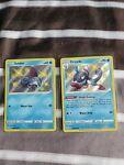 Pokemon Shining Fates Shiny Vault Drizzile and Sobble SV026/SV122