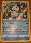 Galarian Darmanitan SV024/SV122 Shining Fates Shiny Vault Holo Pokemon Card NM/M