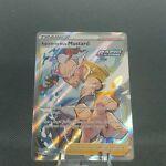 Rapid Strike Style Mustard 162/163 Full Art Trainer Battle Styles Pokémon NM/M