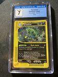 2002 Pokemon Expedition Tyranitar Holo 29/165 CGC 7