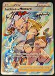 Pokemon Card Rapid Strike Style Mustard 162/163 Full Art Battle Styles NM/M
