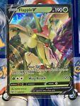 Flapple V 018/163 Battle Styles NM Full Art Ultra Rare Pokemon Card