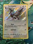 Pokemon TCG Shining Fates Shiny Corvisquire SV102/SV122