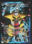 Giratina BW74 Full Art Holo Ultra Rare Black Star Promo Pokemon Card Played