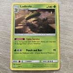 1x Ludicolo 2/18 Holo Rare Pokemon TCG Detective Pikachu Movie Card TCG NM/M