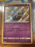 Galarian Corsola SHINY SV049/SV122 Shining Fates NM Holo Foil Rare Pokemon Card