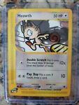 Pokemon Meowth Expedition e-Card 121/165 NM-MT