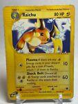 Raichu - 61/165 - Expedition Base Set - Rare - Pokémon TCG Card - Damaged