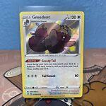 Greedent SV100/SV122 Shining Fates Shiny Vault Pokemon Card TCG Near Mint